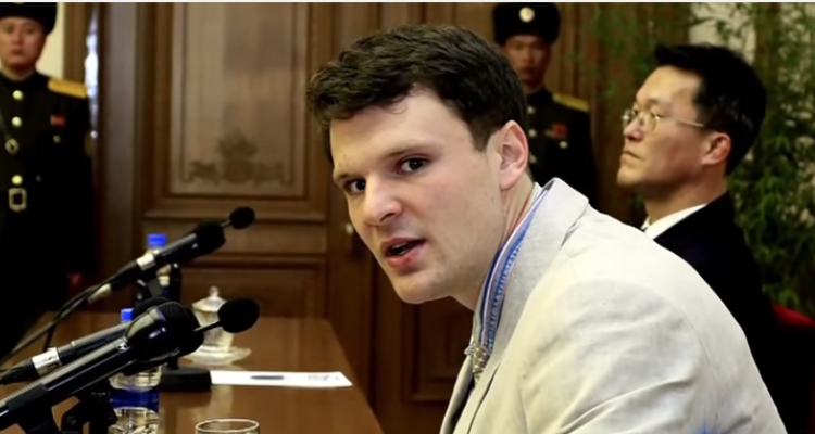 Korean treatment of Otto Warmbier, father says
