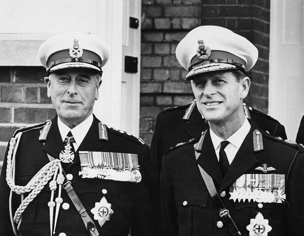 Philip Military Uniform