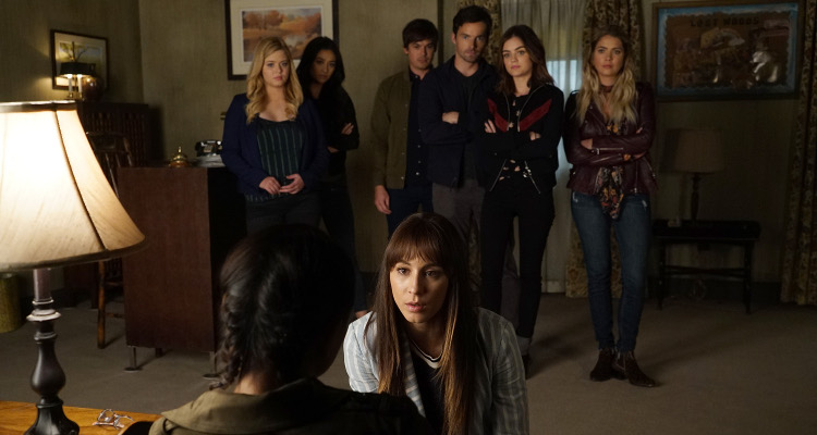 Pretty Little Liars Season Finale Spoilers: Who is A.D.?