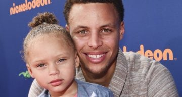 Stephen Curry Kids