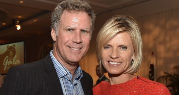 Will Ferrell Wife Viveca Paulin