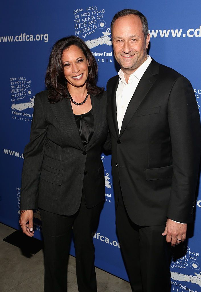 kamala harris husband photos