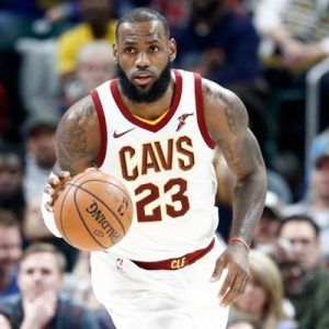 LeBron James' Net Worth in 2018: King James on the Path to ...