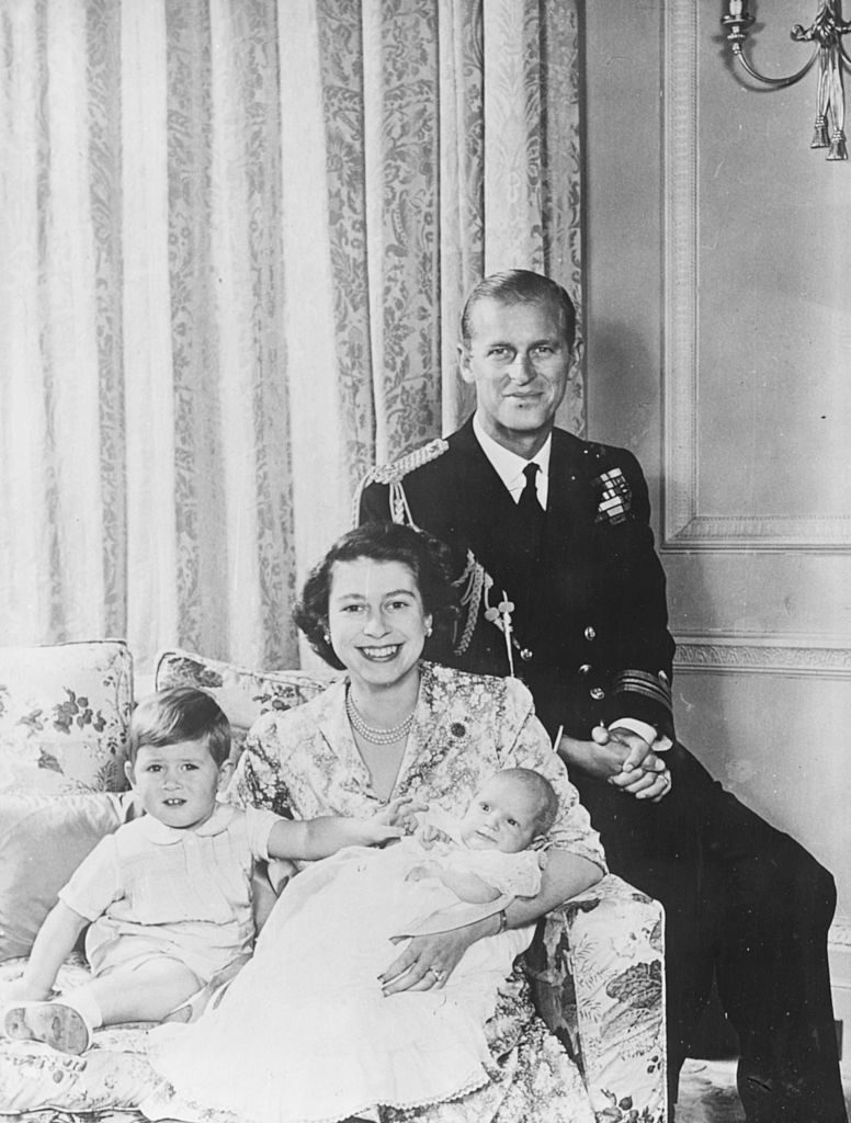 prince philip mother