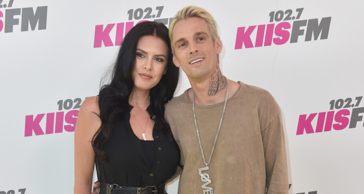 Aaron Carter Girlfriend