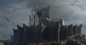 Dragonstone Castle Map