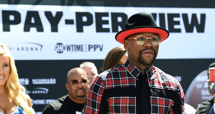 Floyd Mayweather Jr Net Worth