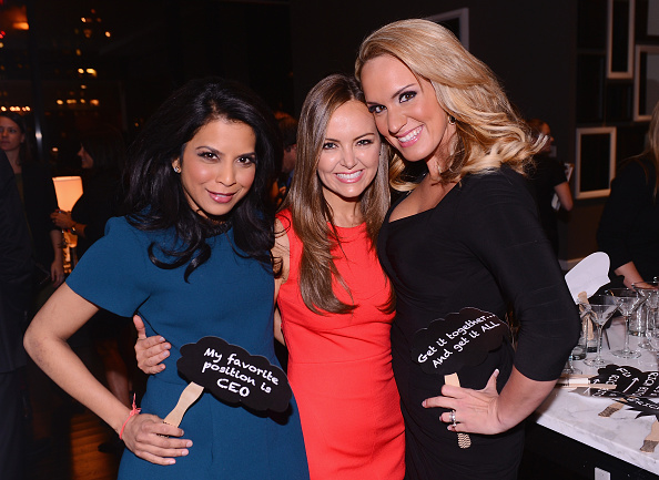 Hitha Prabhakar, Nicole Lapin, and Scottie Nell Hughes