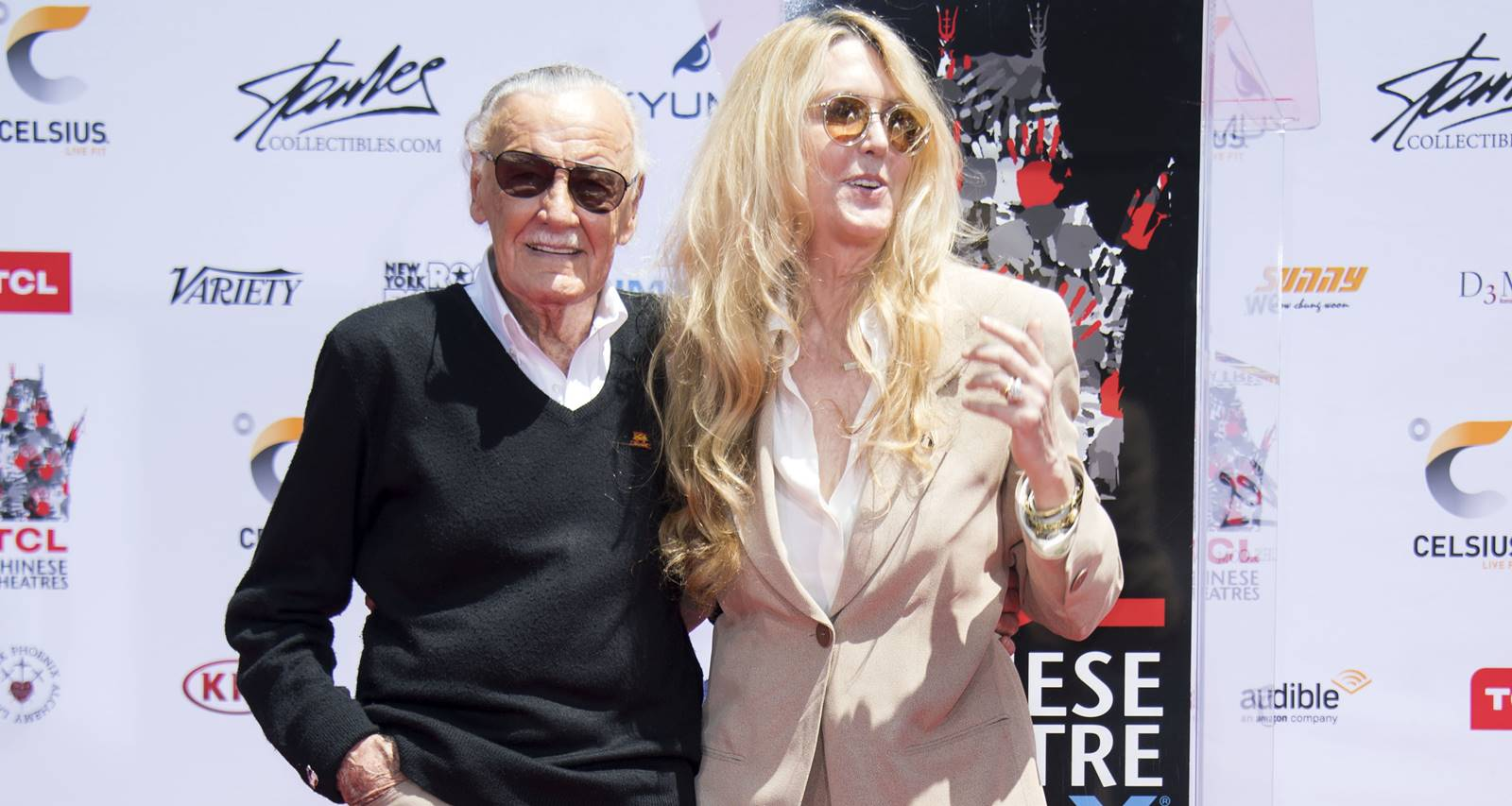 Joan Celia Lee & Jan Lee: Facts to Know About Stan Lee's Daughters