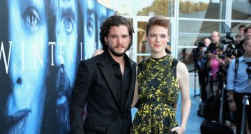 Kit Harington Girlfriend