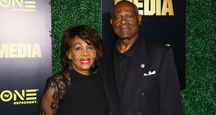 Maxine Waters' Husband, Sid Williams