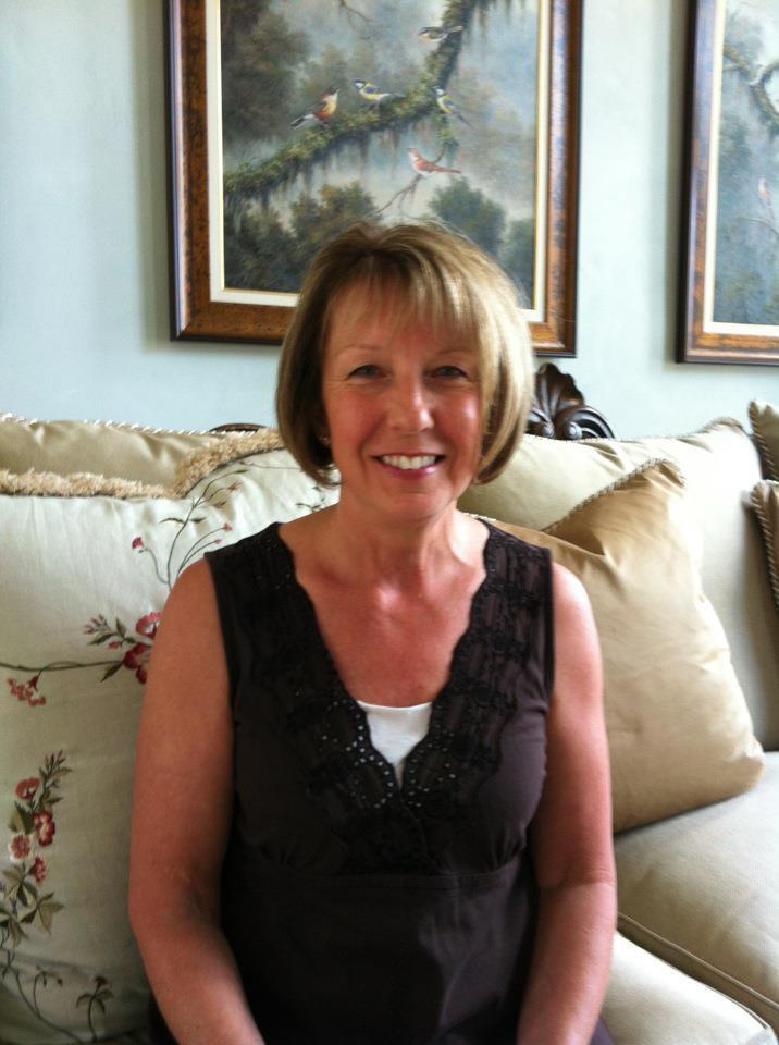 Nicole Lunders' mother, Sara Gordon Lunders