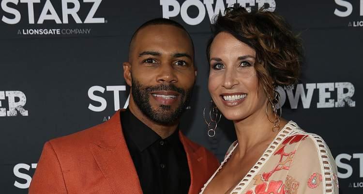 Omari Hardwick Wife