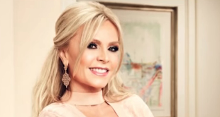 'The Real Housewives' star Tamra Judge shares post-facelift photos