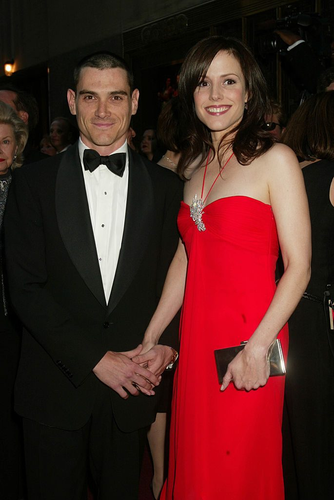 billy crudup ex partner