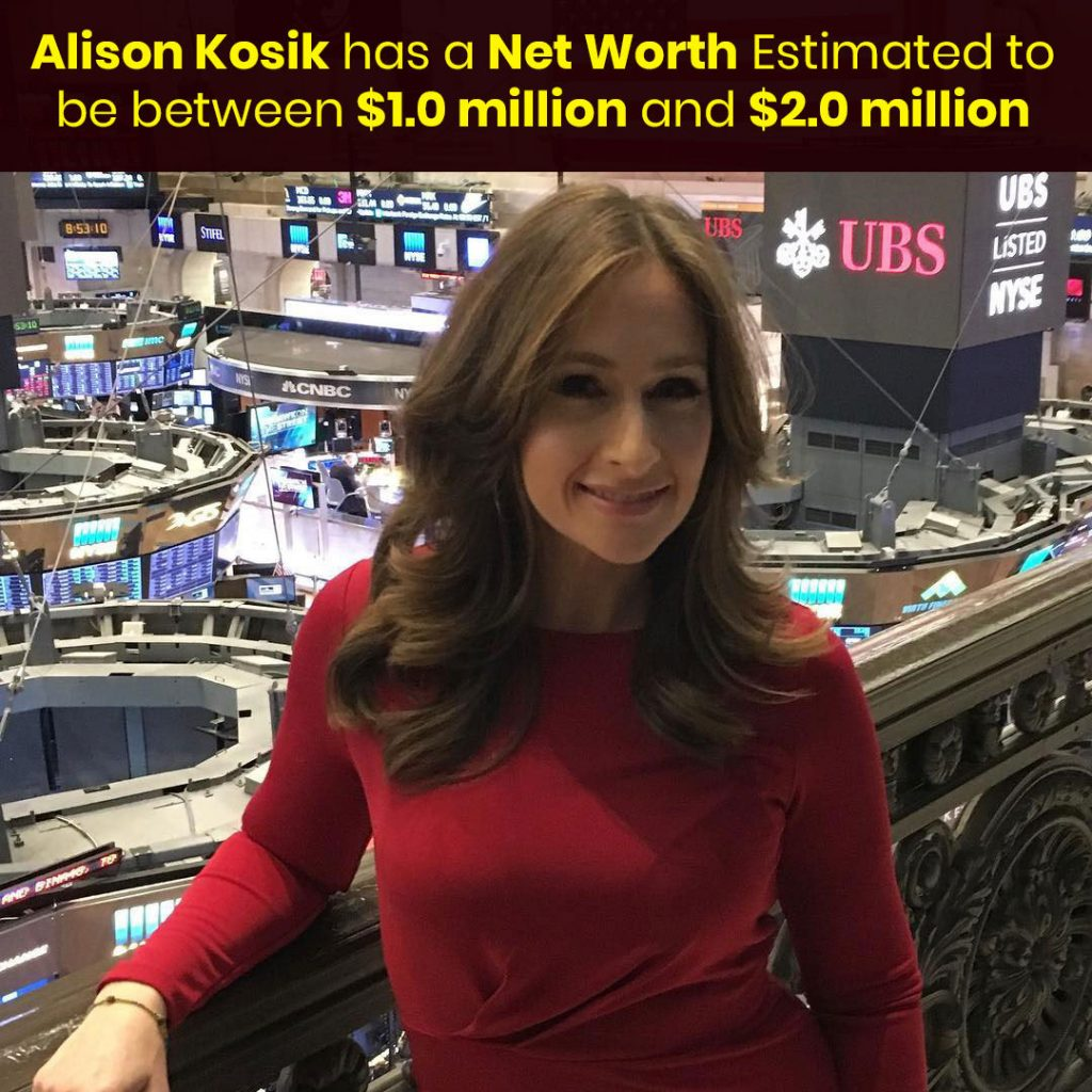 Alison Kosik S Wiki Facts To Know