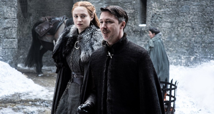 Arya Kills Little Finger