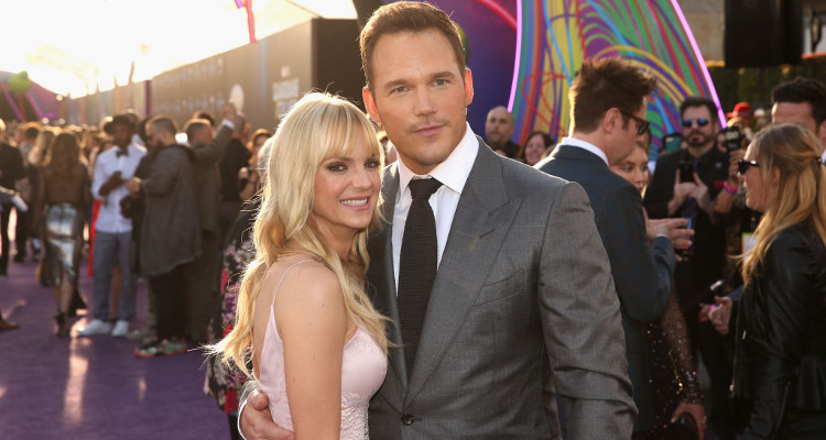 Chris Pratt Vs. Anna Faris Net Worth