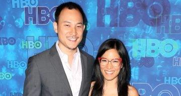 Justin Hakuta and Wife Ali Wong
