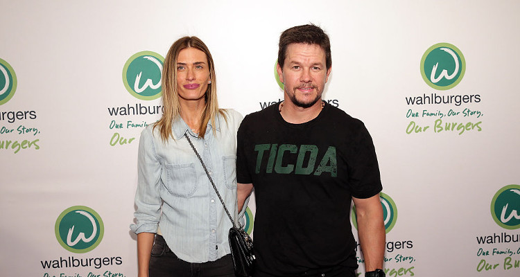 Mark Wahlberg Wife