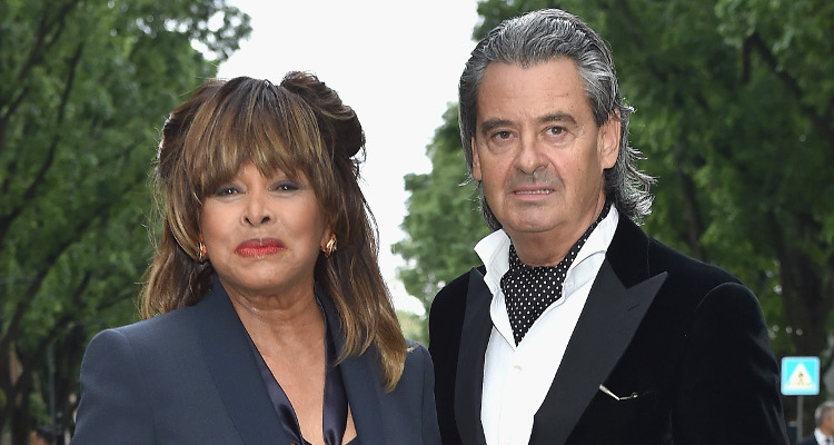 Tina Turner Husband