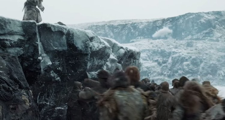 Truck in Game of Thrones