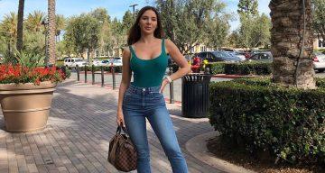 Anfisa Arkhipchenko new job as a webcam girl