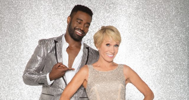 Barbara Corcoran and Keo Motsepe