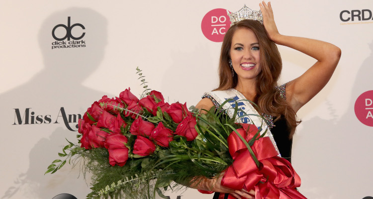 Cara Mind Miss America