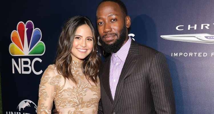 lamorne morris and erin lim
