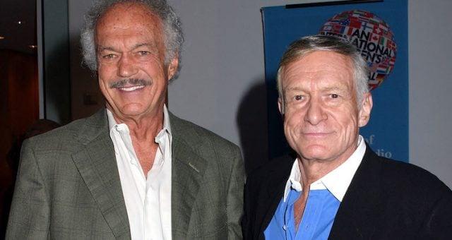 Keith & Hugh Hefner