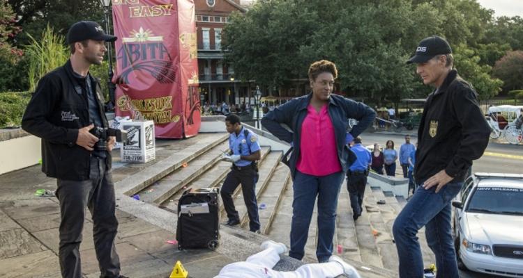 NCIS:New Orleans Season 4 Premiere