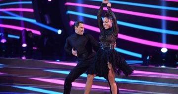 Vanessa Lachey and Maksim Chmerkovskiy Dwts