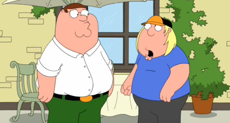 family guy release date