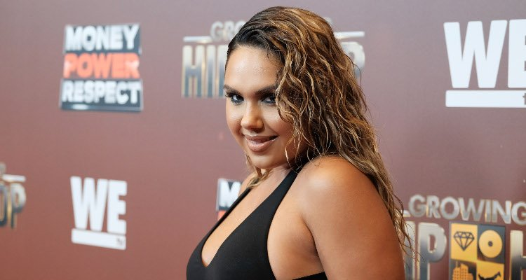 kristinia debarge mother