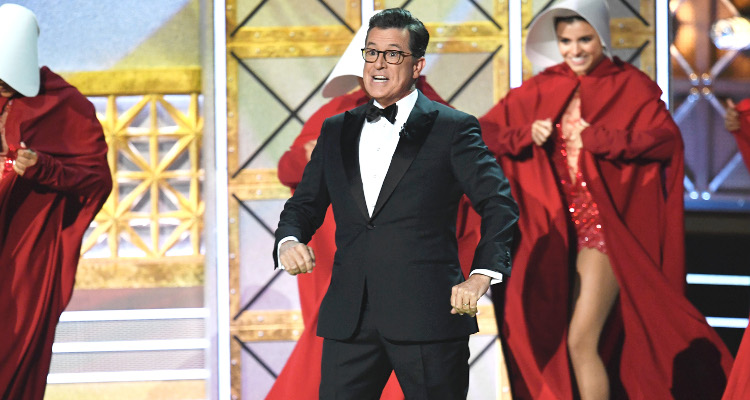 stephen colbert emmy awards