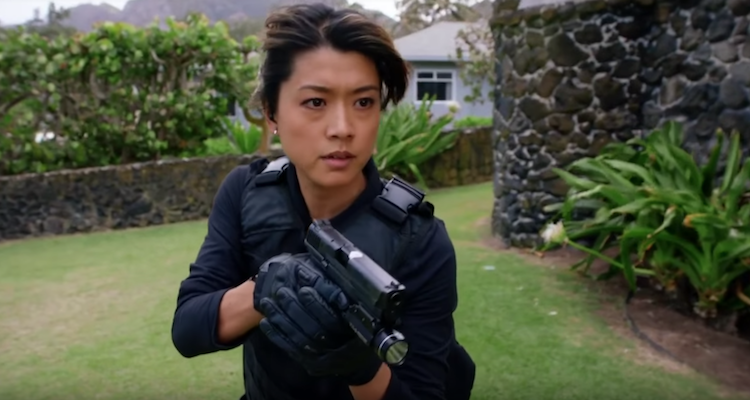 "Kono on ""Hawaii Five-O"""