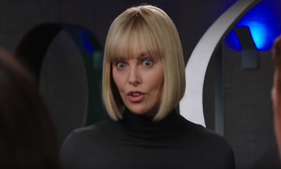 Charlize Theron The Orville