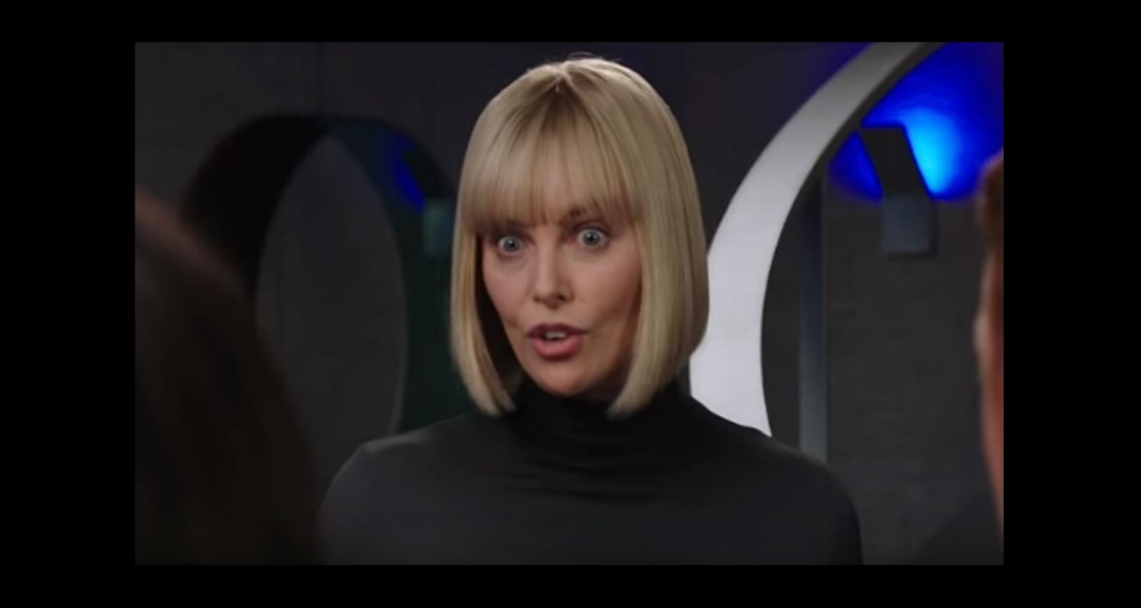 Charlize Theron on The Orville: When Will She Be on the Fox Series?
