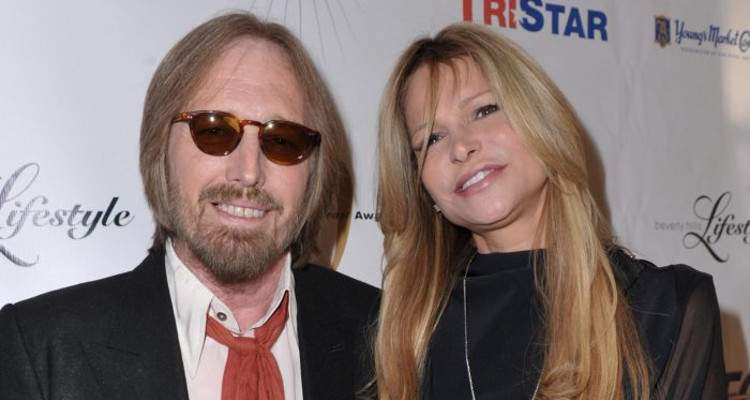 Dana York and Tom Petty