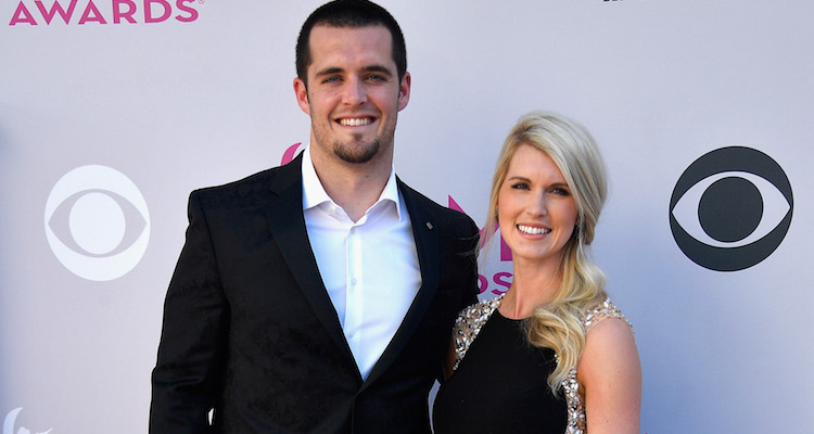 Derek Carr & Heather Neel
