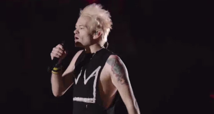 Deryck Whibley Wife