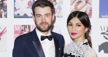 ack Whitehall and Gemma Chan