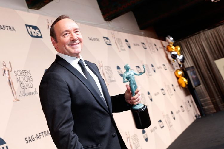 Kevin Spacey Net Worth 2017