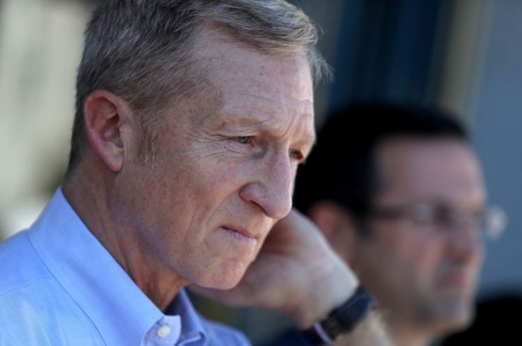 Tom Steyer Wiki