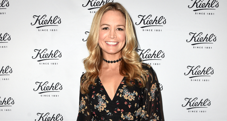 Heather Storm attends Kiehl's Since 1851 celebration of LifeRide for Ovarian Cancer Research Fund Alliance