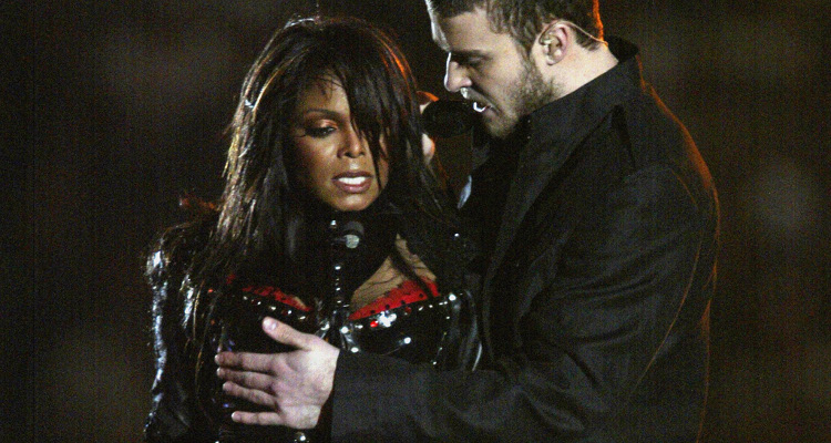 Janet Jackson Superbowl Controversy