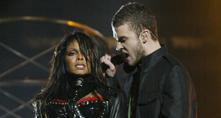 Janet Jackson and Justin Timberlake wardrobe malfunction