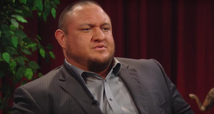 What Happened To Samoa Joe In Wwe Where Is Samoa Joe Now