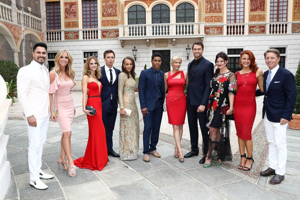The Bold & the Beautiful Cast